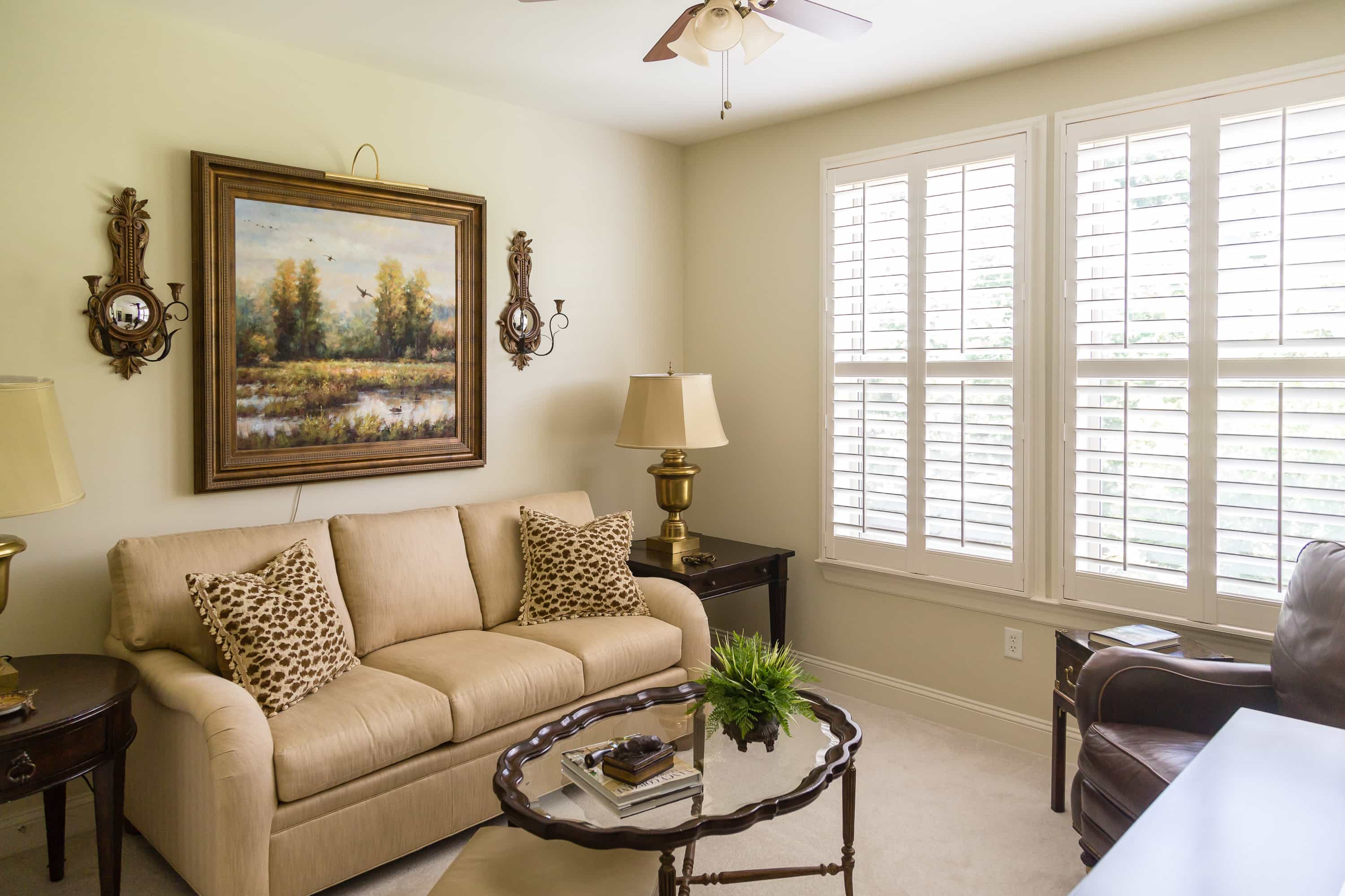 Ashbourne SA Plantation Shutters