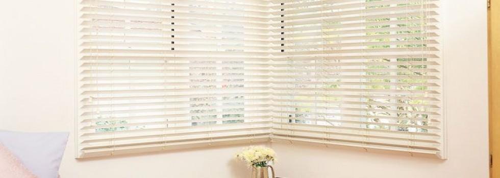 Kwikfynd Fauxwood blinds 5