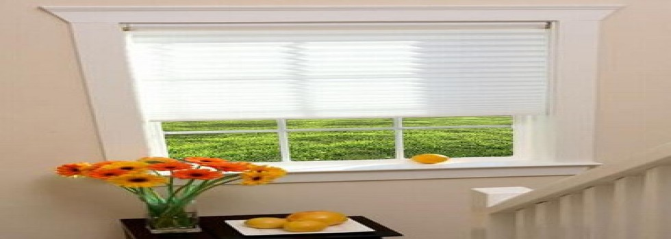 Kwikfynd Honeycomb shades 2