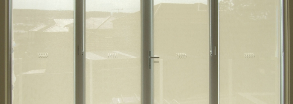 Panel glide blinds 2