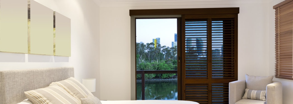 Uniblinds and Security Doors Plantation Shutters Melbourne