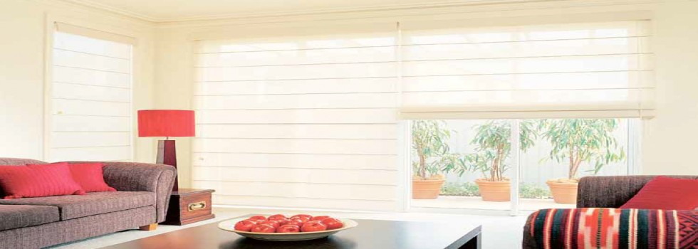 Brilliant Window Blinds Roman blinds liverpool nsw 1