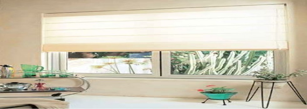 Uniblinds and Security Doors Roman Blinds Melbourne