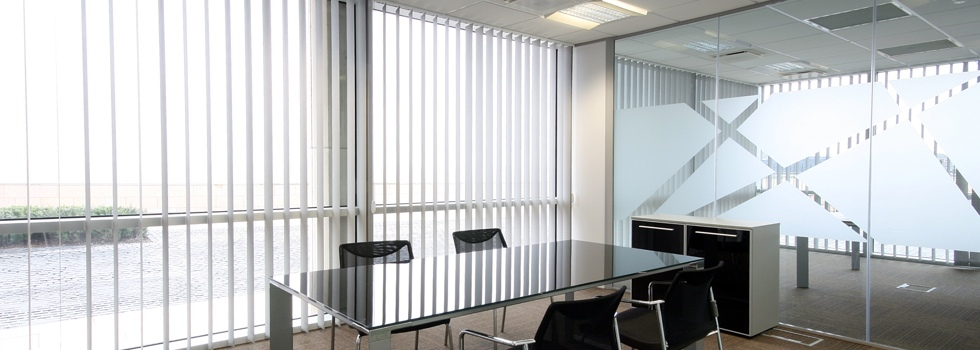 Window Blinds Solutions Vertical Blinds Aire Valley