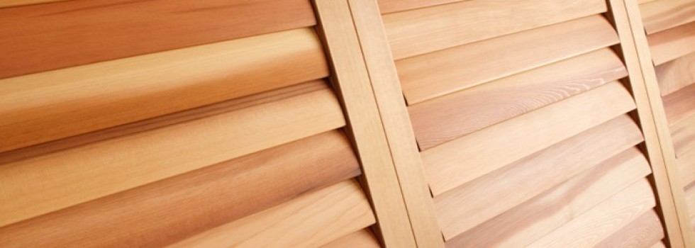 Window Blinds Solutions Western red cedar shutters 11