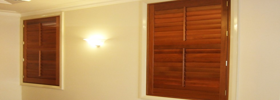 Window Blinds Solutions Western red cedar shutters 21